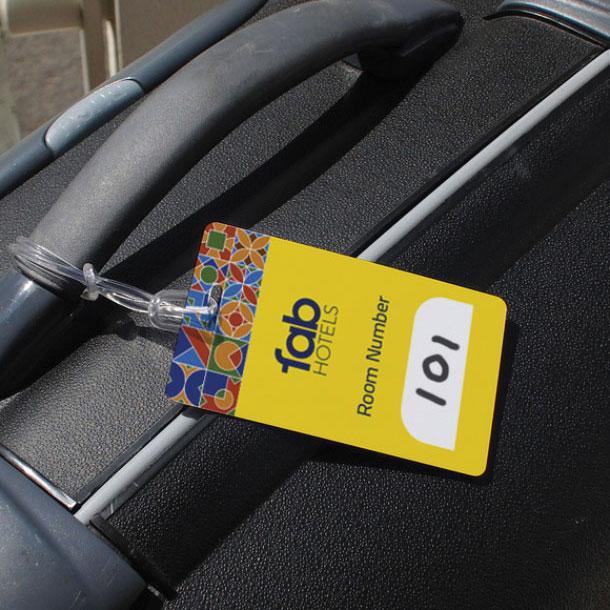 Luggage-tag