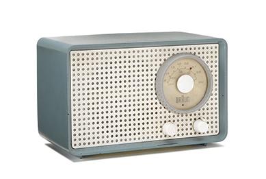 Kleinsuper SK1 radio, 1951