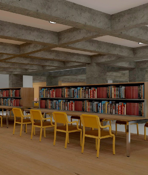 IIM Library