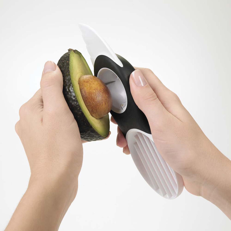 The OXO Good Grips 3-in-1 Avocado peeler